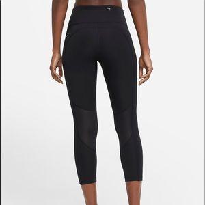 Nike Women's Cropped Running Leggings⭐️⭐️⭐️